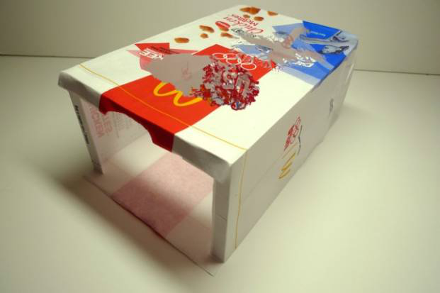 Mc Ds Shoplet Loves Upcycling #3   Yuken Teruya