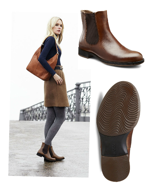 chels Office Fashion: The Winter Boot Dilemma