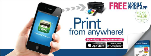1525689 615681808468993 1447518427 n Introducing the Print Hammermill App!