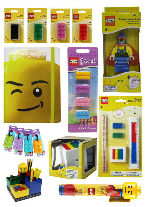lego supplies at shoplet uk Fun Lego Office Supplies!