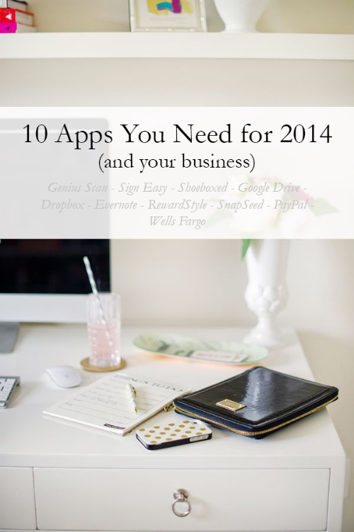 10 Apps You Need