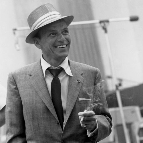 Frank Sinatra 1 [PART I] The Working Mans Wardrobe: 1920s 50s