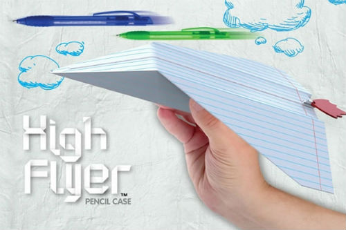 High Flyer Pencil Case 26699 l Best of Office Weekly Roundup 178