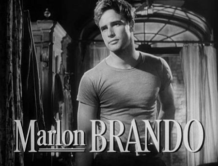 Marlon Brando in Streetcar named Desire trailer [PART I] The Working Mans Wardrobe: 1920s 50s