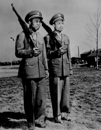 african americans wwii 0621 [PART I] The Working Mans Wardrobe: 1920s 50s