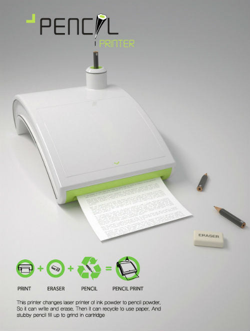 pencil printer Best of Office Weekly Roundup 178