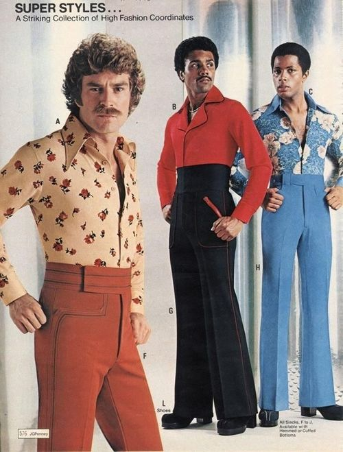 The Working Man's Wardrobe: 1960's-2014 [PART II]