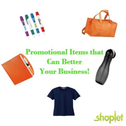 Promo Items Post 1 4 Reasons Why Promotional Products Rock!