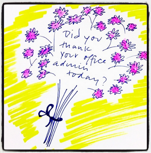 4.233 Happy Administrative Professionals Day!