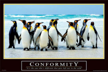tv-how-i-met-your-mother-barney-motivational-conformity-penguins-poster