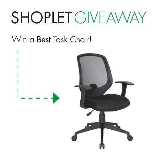 Untitled WIN a Best Task Office Chair!