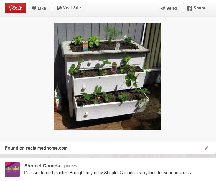 Courtesy of Shoplet Canada