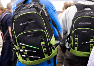 01VMworldBackpack The Promo Bag + How to Leverage the Top 3 Styles.