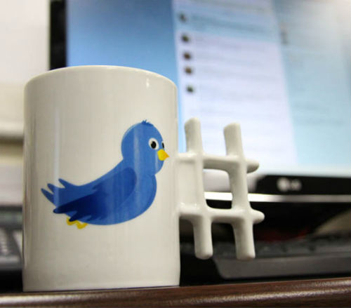 Twitter Hashtag Mug1 Best of Office Weekly Roundup 192