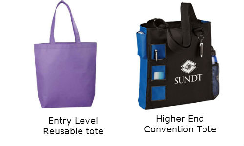 tote The Promo Bag + How to Leverage the Top 3 Styles.