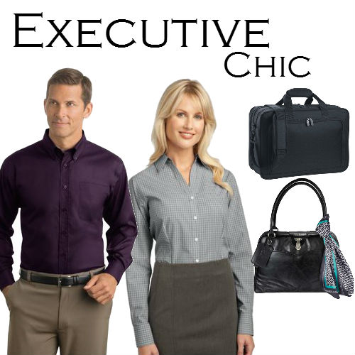 Executive chic