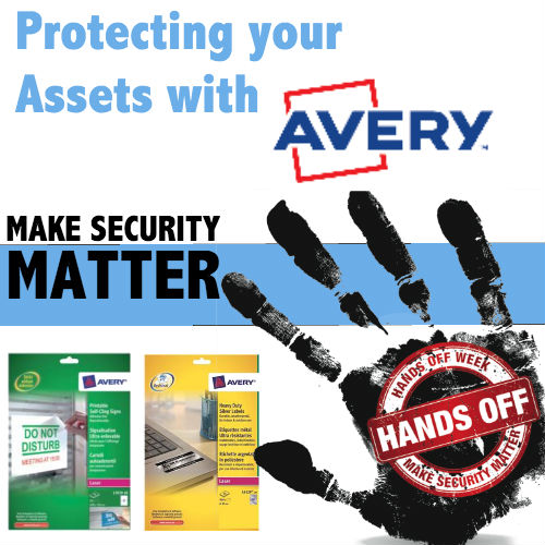 Protect Your Assets with Avery