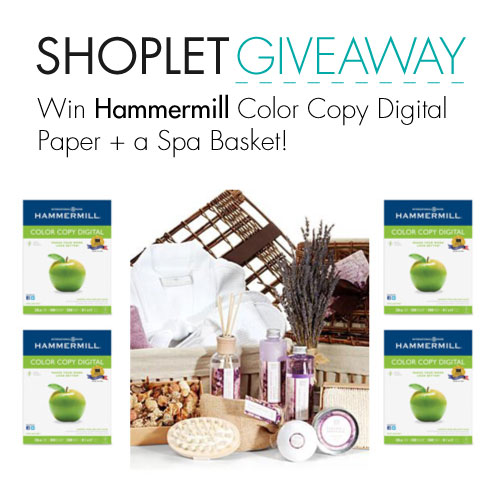 Hammermill Giveaway