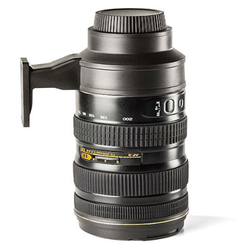 Camerea Lens Thermos
