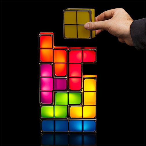 Tetris-LED-Lights