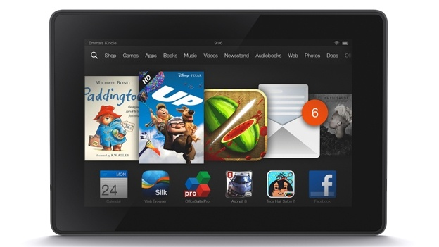 Kindle Fire HD from Deflecto
