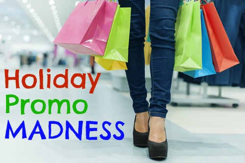 Holiday Promo Madness
