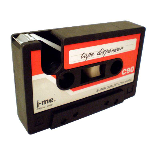 Get it? A tape that dispenses tape.