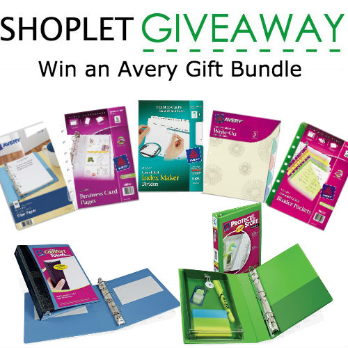 Win an Avery Gift Bundle