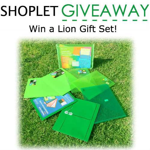 Win a Lion Gift Bundle