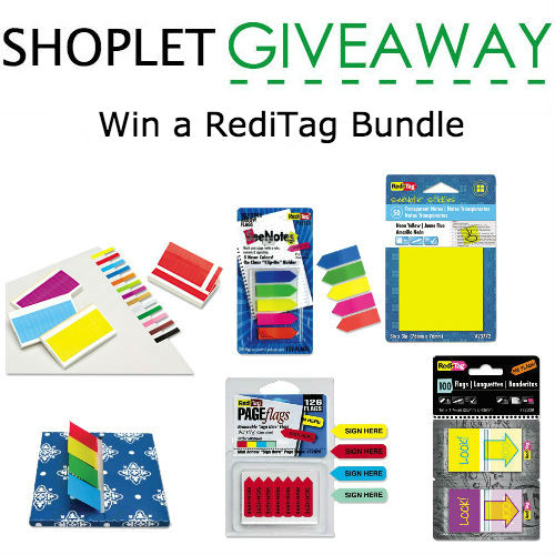 Win a reditag bundle