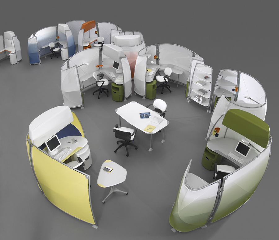 Best Of Office Weekly Round Up Cool Cubicle Designs