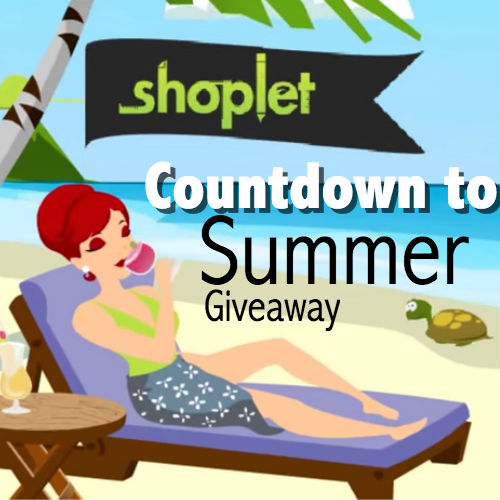 Countdown to summer giveaway