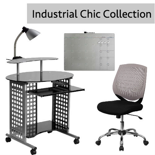 Industrial chic colleciton
