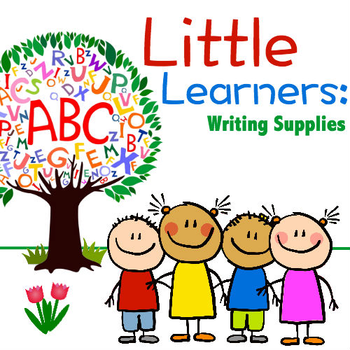 LIttle Little Learners pre school writing
