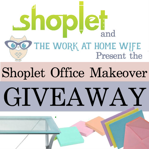 Office makeover giveaway