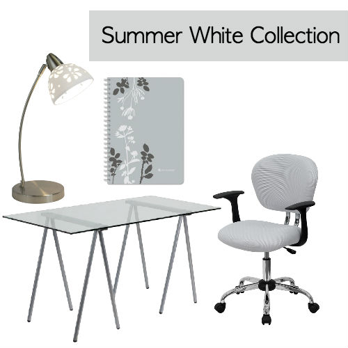 Summer White Collection