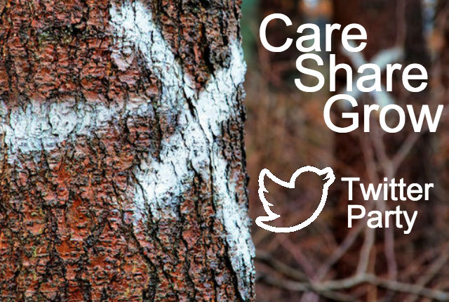 care share grow twitter party