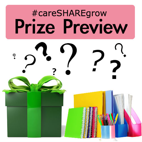 caresharegrow prize preview