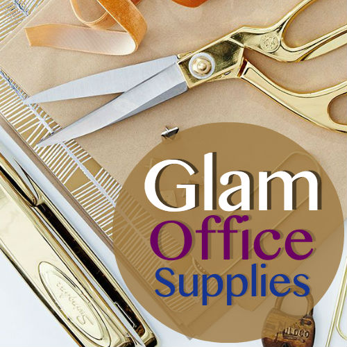 Glam Office supplies