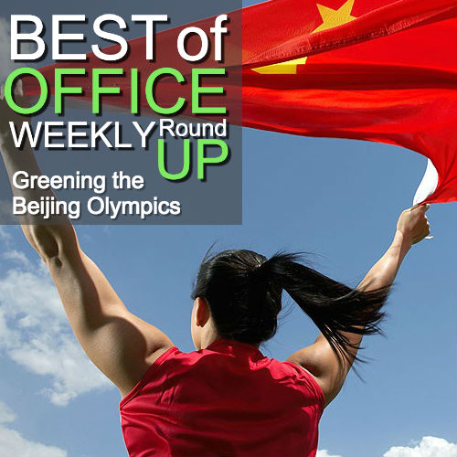 Greening the beijing olympics