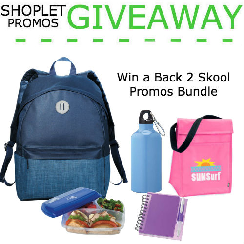 Win a Back 2 Skool Promos Bundle