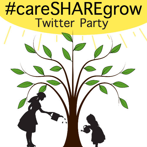 careSHAREgrow Twitter Party