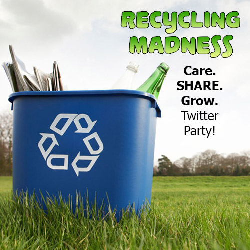 Recycling Madness Twitter Party