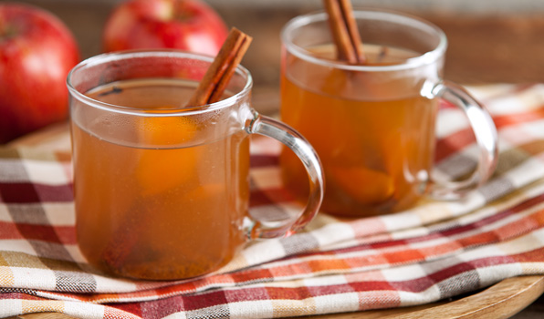 If you have more time, try an Apple Cider with a caramel twist.