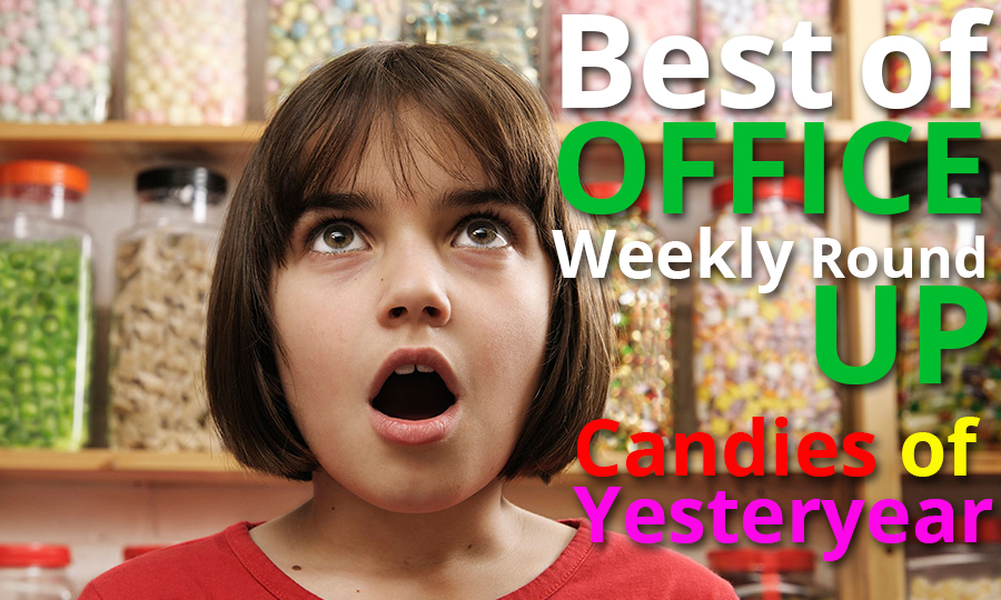 Best of Office: Candies of Yesteryear