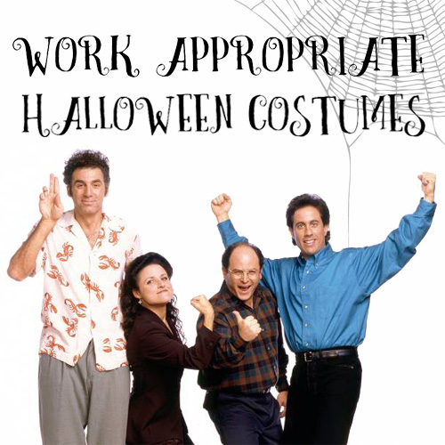 Work Appropiate Halloween Costumes
