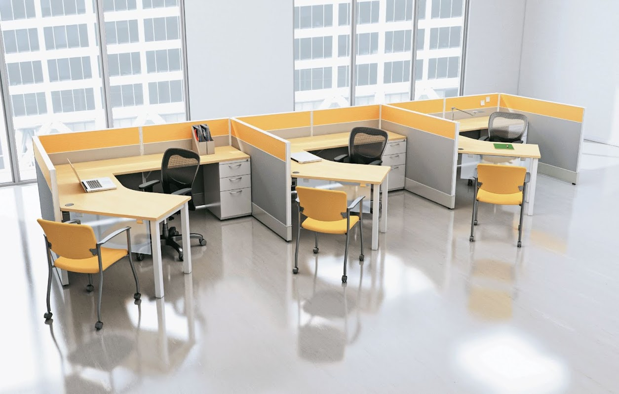 Cubicles with Room for Collaboration