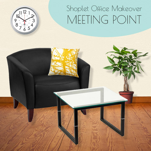 Shoplet Office Makeover Collection 1 - Meeting Point