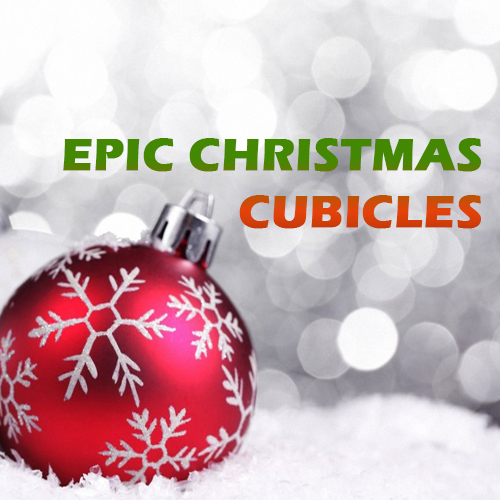 Epic Christmas Cubicles Thumbnail