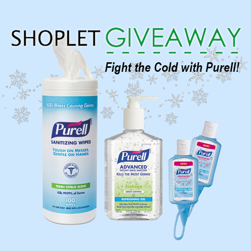 Fight the Cold with Purell Giveaway